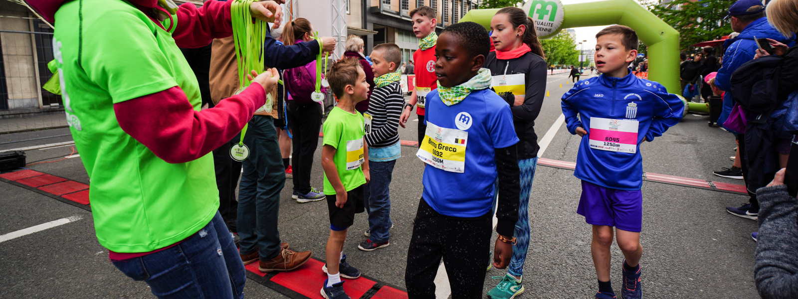 Namur International Marathon & Half Marathon  | Kids Run