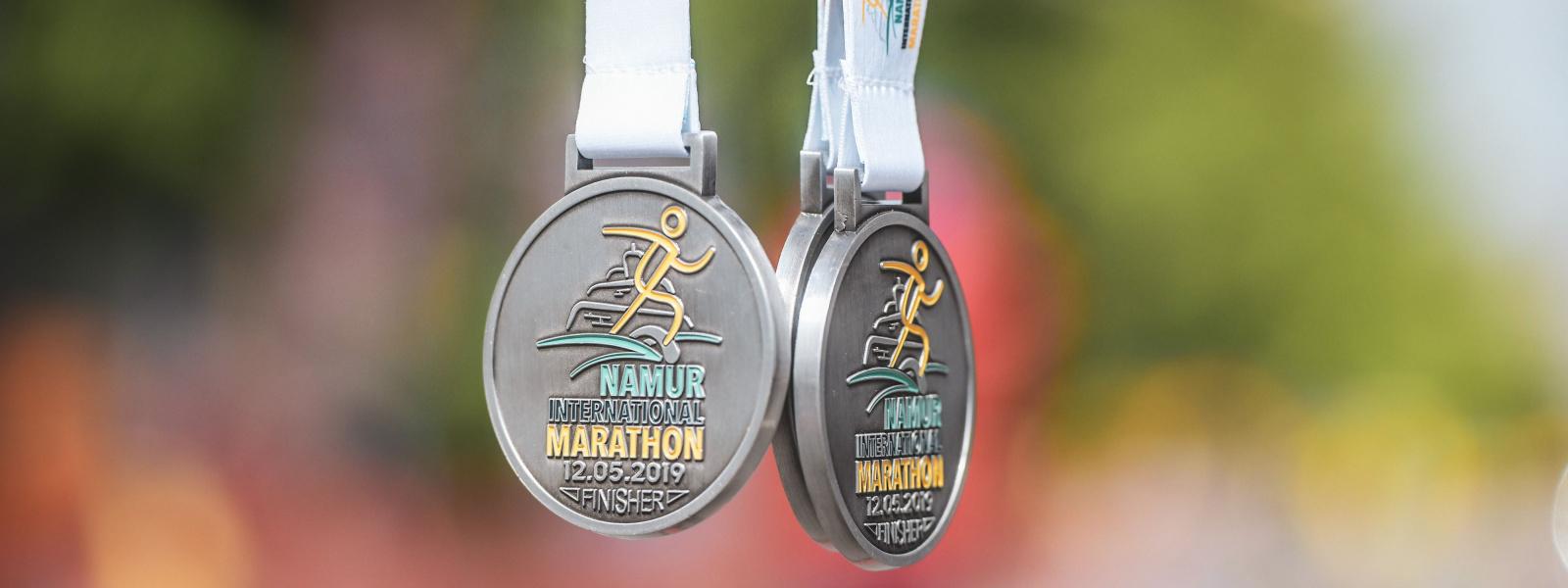 Marathon International & Semi-Marathon de Namur | Semi-marathon: nouveau parcours